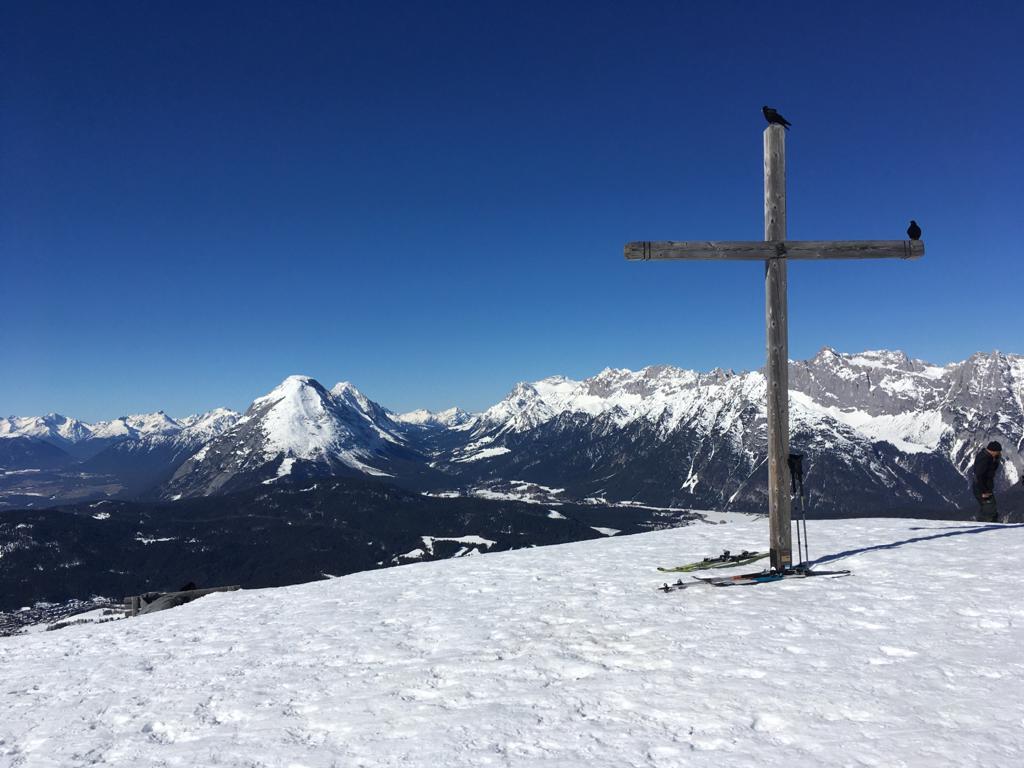 Skitouren in Seefeld