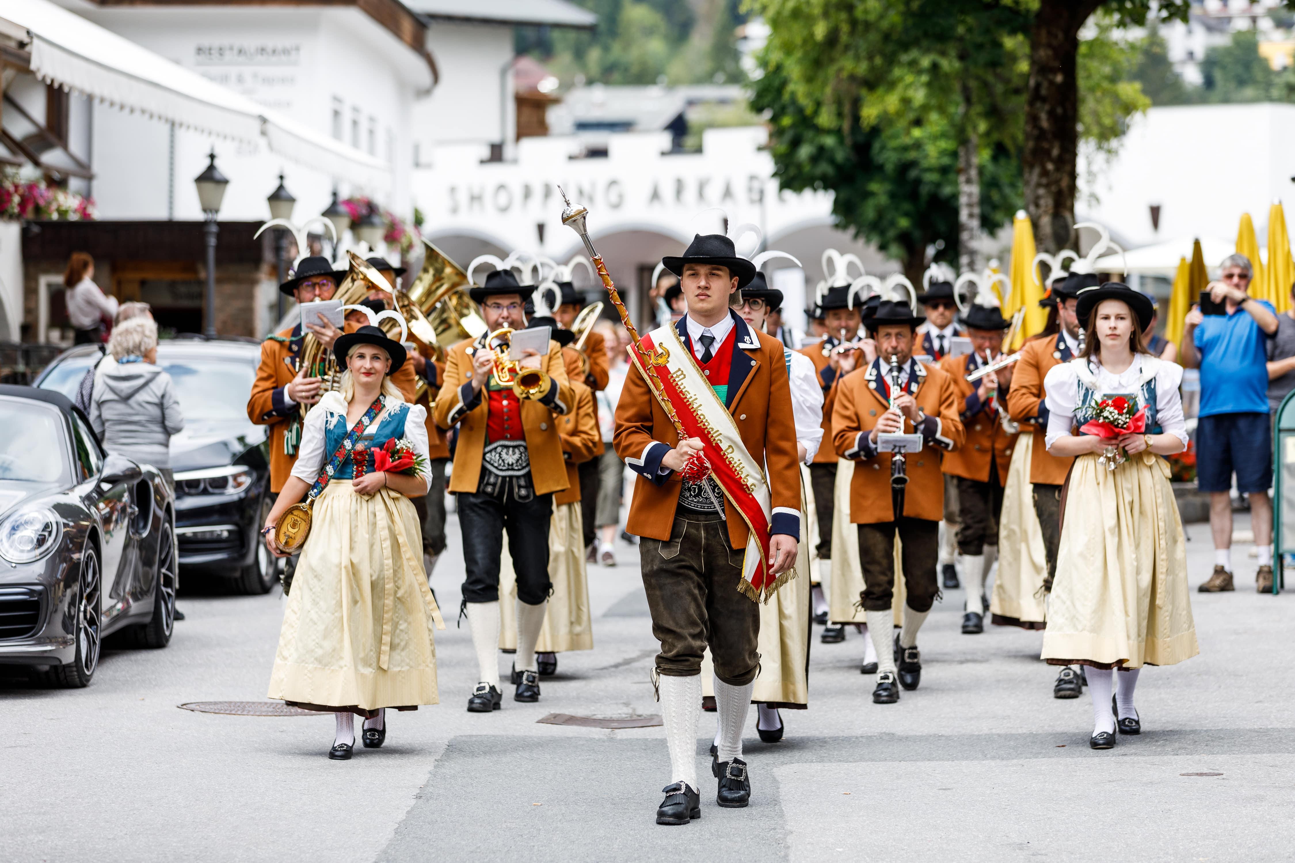 Kultur und Brauchtum in Seefeld